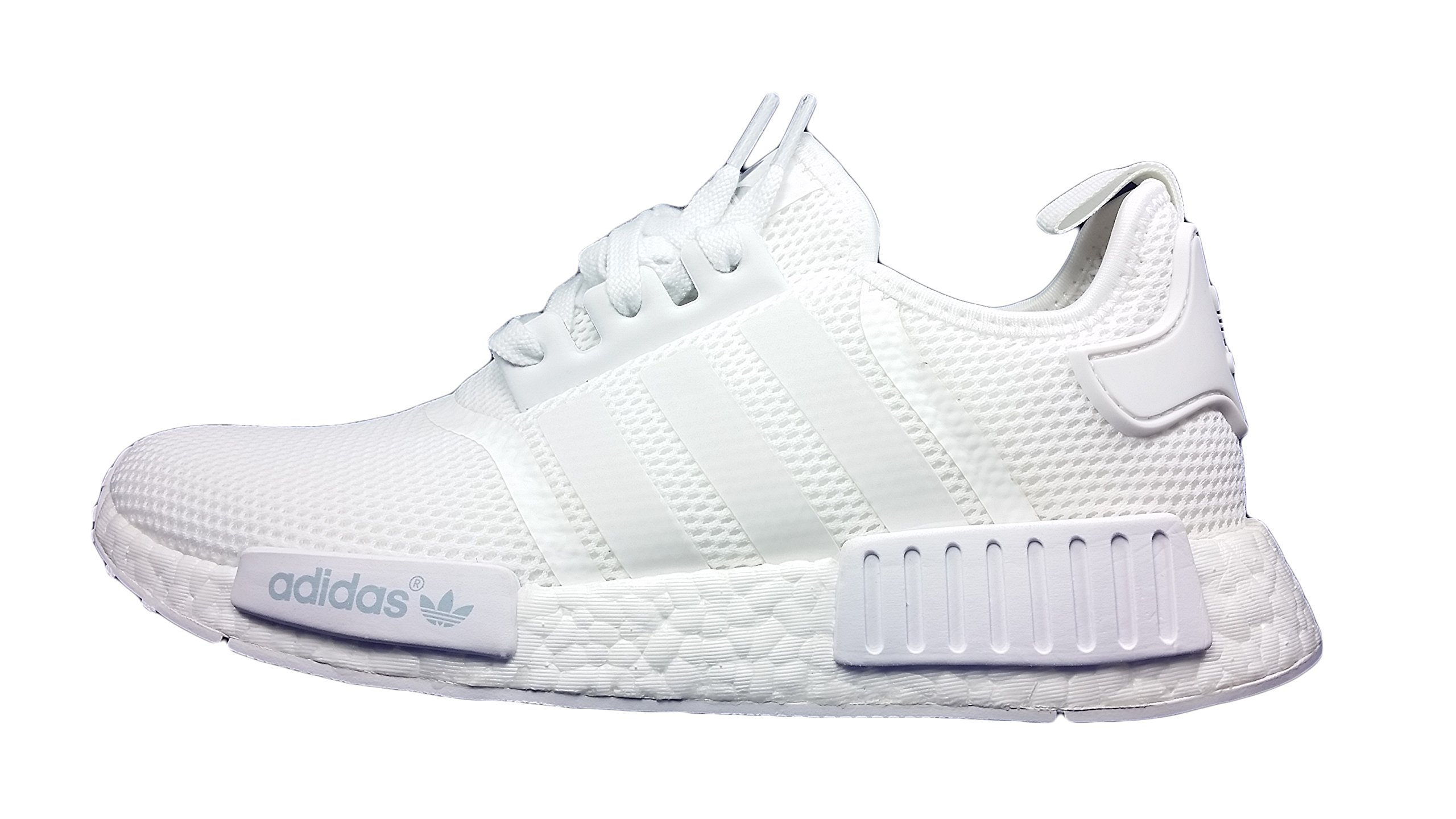 uk availability 8d038 92e59 adidas Men's NMD Runner Casual Shoes NMD_R1 Running Shoes (White) (11)