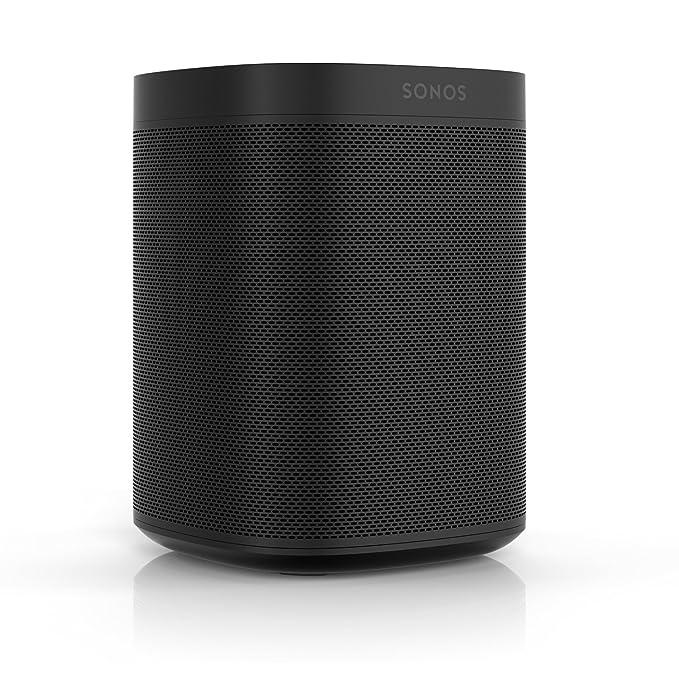 2 opinioni per Sonos One, lo Smart Speaker per Ascoltare la Musica in Streaming, Nero