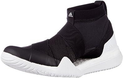 super popular 4d4dc 2ebdf adidas Damen Pureboost X Trainer X 3.0 Ll Fitnessschuhe Schwarz (Core  BlackCrystal White