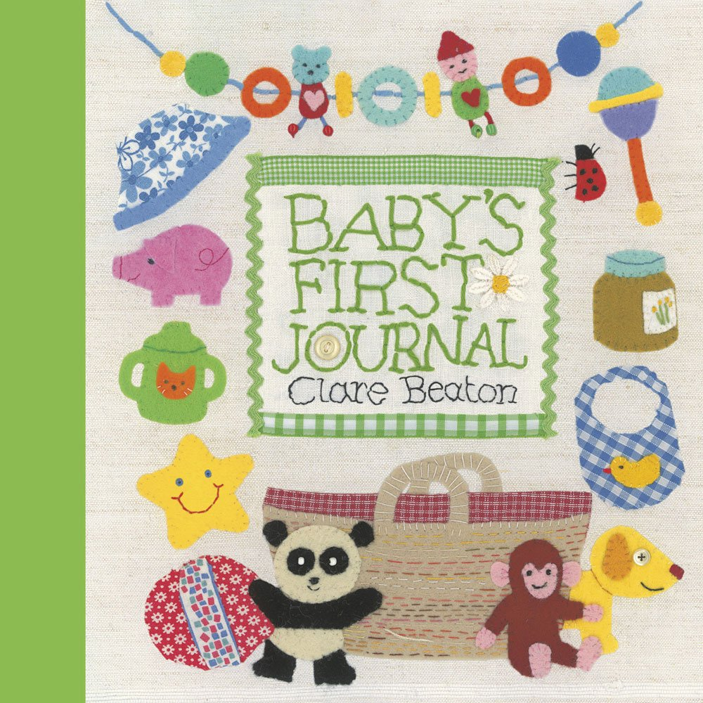 Baby's First Journal pdf epub