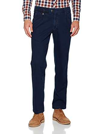 vast selection new cheap timeless design Brax Men's Tapered Fit Jeans: Eurex by BRAX: Amazon.co.uk ...