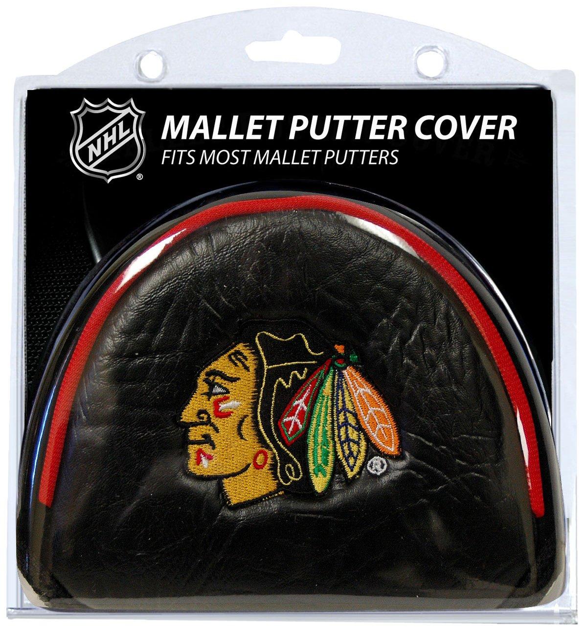 Team Golf NHL Chicago Blackhawks Golf Club Mallet