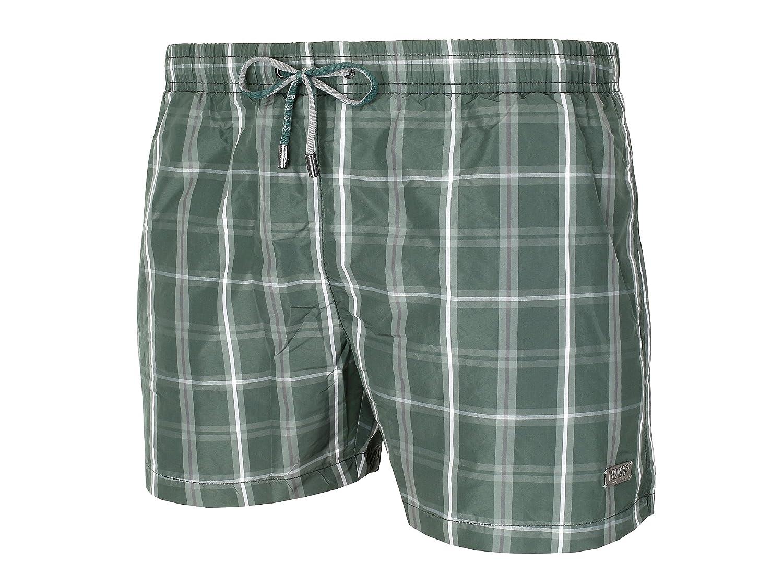 Swim Shorts By BOSS Catshark Dark Green