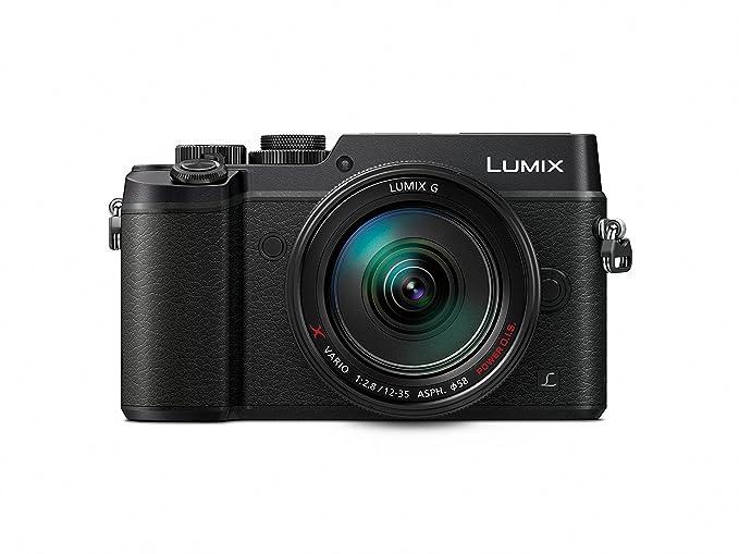 16 opinioni per Panasonic Lumix DMC-GX8A Fotocamera Mirrorless Digitale a Obiettivo Singolo