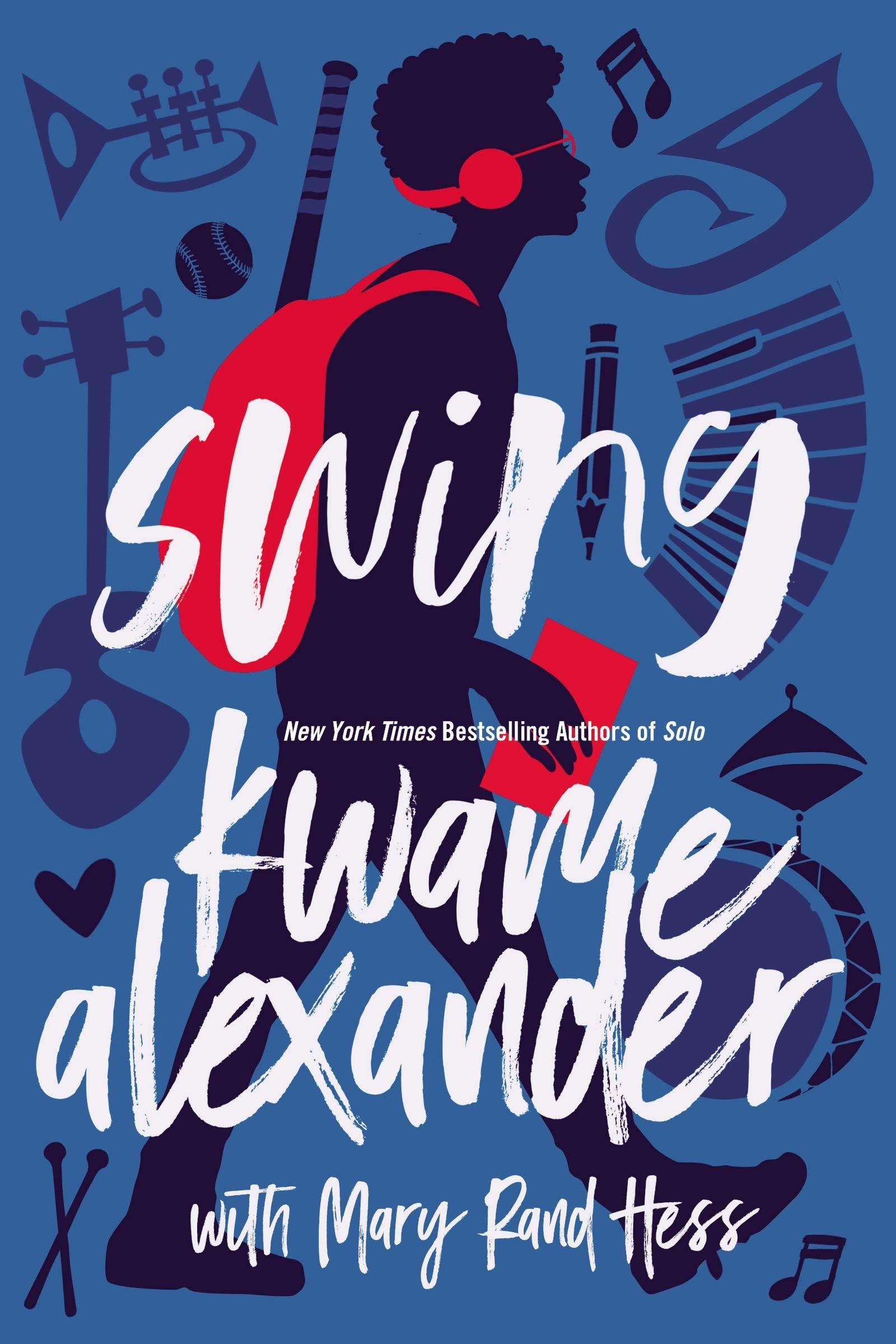 Amazon.com: Swing (Blink) (0025986761912): Alexander, Kwame, Hess ...