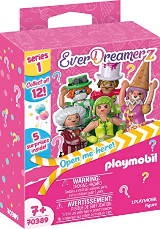 PLAYMOBIL EverDreamerz Candy World - Caja Sorpresa, A partir de 7 ...