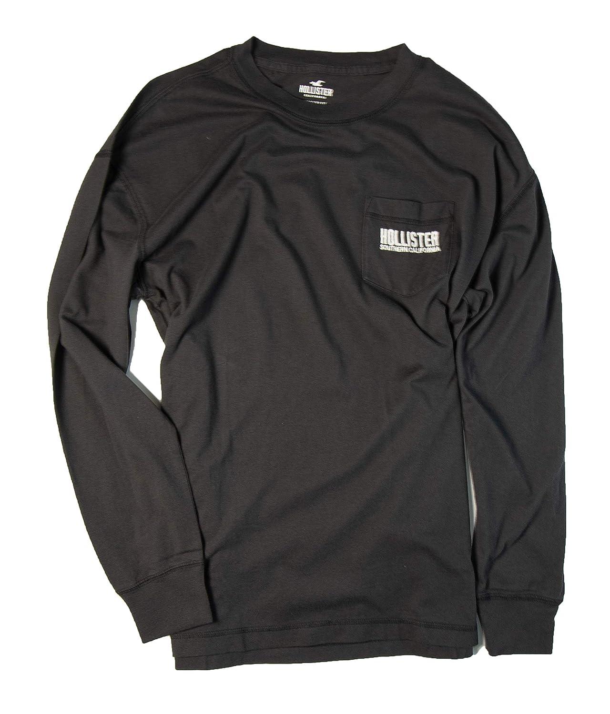 587a213921b1b Amazon.com  Hollister Men s Long Sleeve Tee T Shirt  Clothing