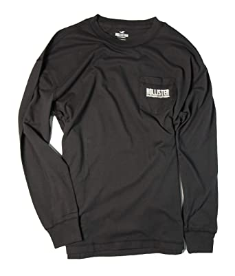 6e81ab80f Hollister Men's Long Sleeve Tee T Shirt (0582-900-419 Oversized Pocket,