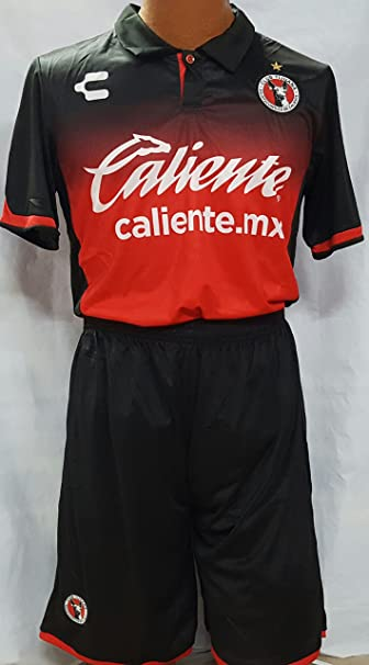 8452745ee Amazon.com : New! Xolos De Tijuana Generic Replica Jersey Adult ...