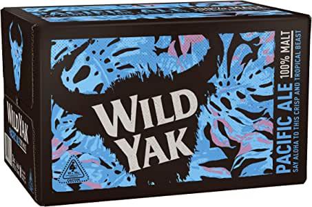 MATILDA BAY Wild Yak Pacific Ale Beer Case 24 x 345mL Bottles