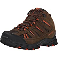 Columbia Childrens Pisgah Peak Mid Waterproof, Zapatos de High Rise Senderismo Unisex niños