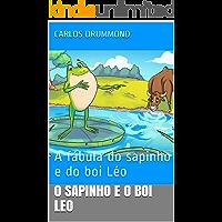 o sapinho e o boi leo: A fábula do sapinho e do boi Léo