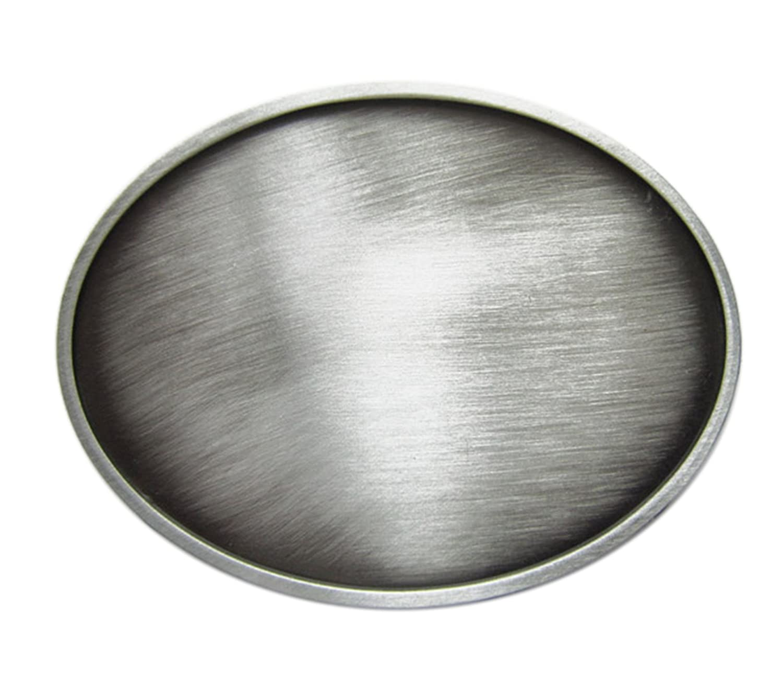 Schnalle123 Women's Belt Buckle Silver Silver One size 206