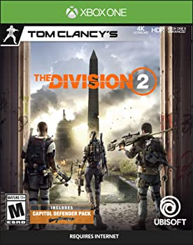Tom Clancy's The Division 2 Standard Edition for Xbox One or PS4