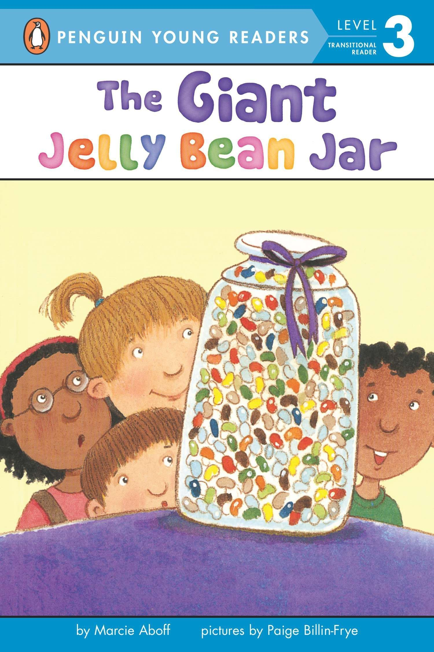 Amazon.com: The Giant Jellybean Jar (Penguin Young Readers, Level 3)  (9780142400494): Marcie Aboff, Paige Billin Frye: Books