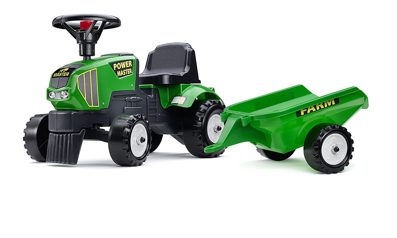 Falk - Tractor de Juguete (1014B): Amazon.es: Juguetes y juegos