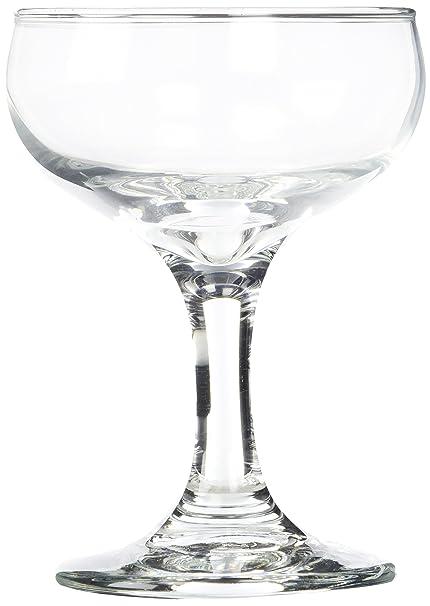 Beautiful Libbey, Champagne Coupe 5.5oz. (1): Amazon.com: Grocery & Gourmet Food KS55