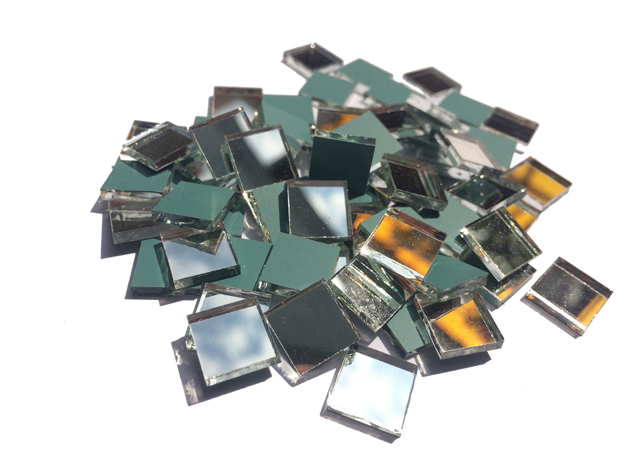 3/8'' square mirror mosaic tile - 1000 pcs by Aleksander Hreben