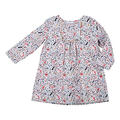 f03da7174a9f Amazon.com  Egg Baby Margo Girls Corduroy Dress  Clothing