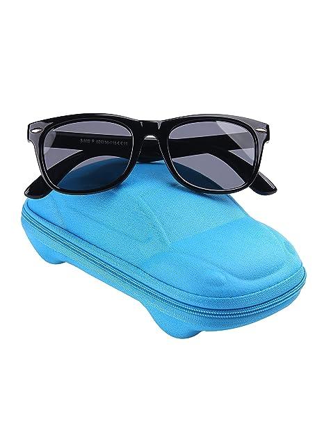 Amazon.com: Maxi TPEE Gafas de sol polarizadas de goma para ...