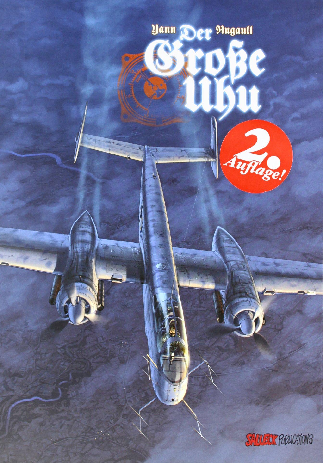 Der große Uhu Gebundenes Buch – 1. November 2011 Yann Romain Hugault Eckart Schott Klaus Jöken