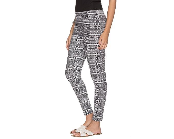 204df94b38722c Srishti Women's Black/White Ethnic Printed Ankle Length Leggings: Amazon.in:  Clothing & Accessories