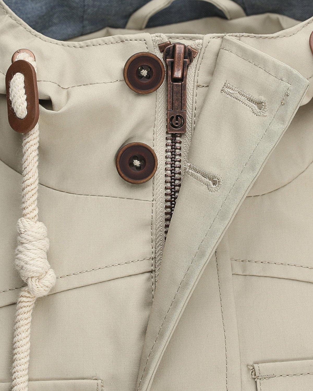 !Solid Men's Jacket