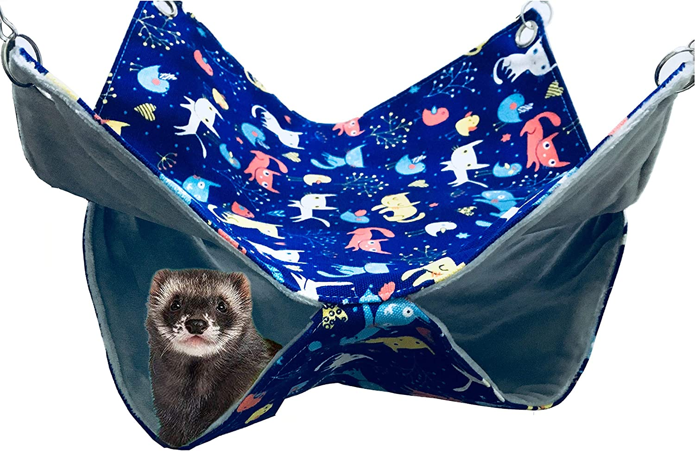 Ferret Rat Guinea Pig Degu Gerbil Mice Hamster Chincilla Nation /& Critter Nation Accessories Kit