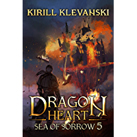Dragon Heart: Sea of Sorrow. LitRPG wuxia series: Book 5 (English Edition)