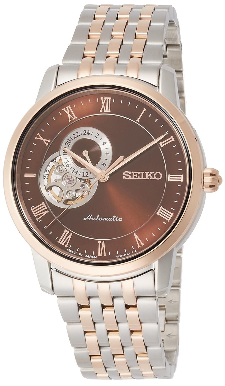 [PRESAGE]プレサージュ 腕時計 自動巻(手巻つき) ペア サファイアガラス 10気圧防水 SARY066 メンズ B0171ES720