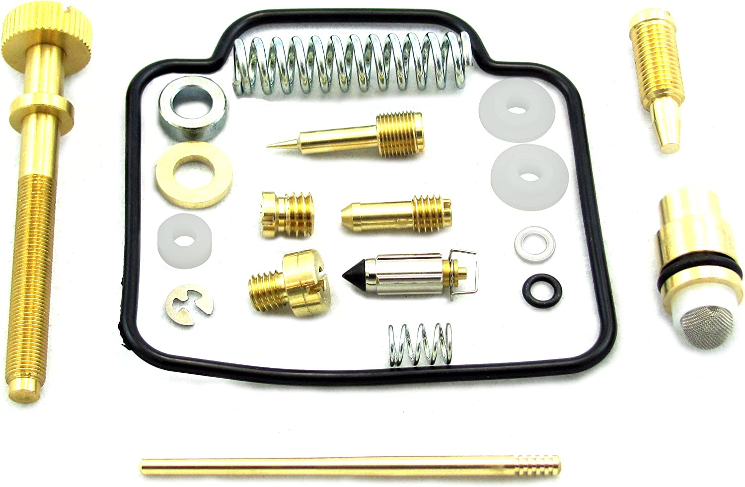 Sportsman 500 Freedom County ATV FC03408 Carburetor Rebuild Kit for Polaris Scrambler 500