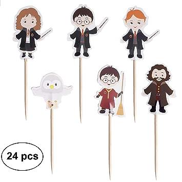 Ana Banana Paris Harry Potter Decoracion Torta Cupcake Pics ...