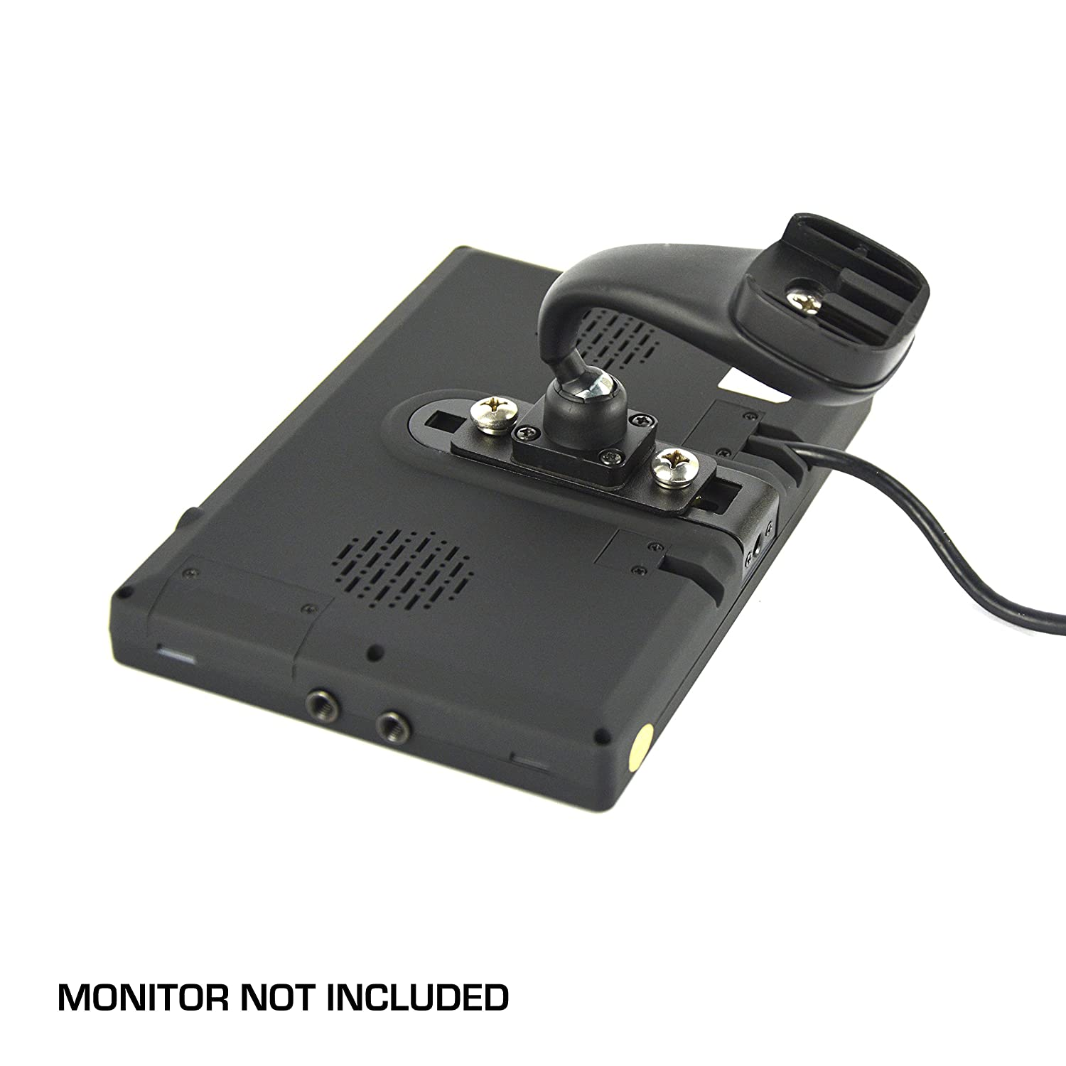 Brandmotion 5000-SPMT Display Monitor Windshield Mount