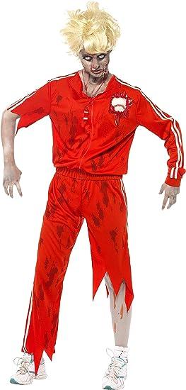 Smiffys - Disfraz de profesor zombi para mujer, talla L (38885L ...