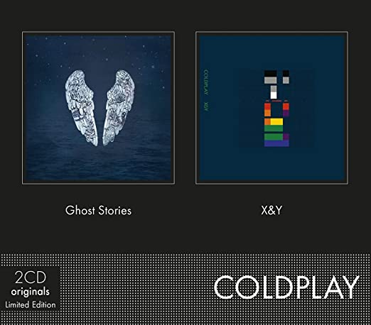 Coldplay - Ghost Stories & X&Y : Coldplay, Coldplay: Amazon.es: Música