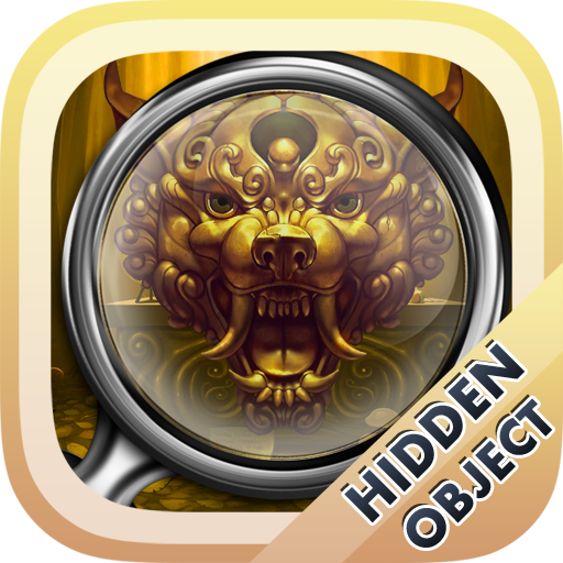 Treasure Hunt Games (Hidden Object Game : 50 Level of Treasure)