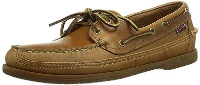 ca31996988 Image Unavailable. Image not available for. Color  Sebago Men s Schooner Boat  Shoes