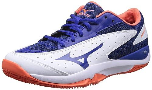 Mizuno Wave Flash CC, Zapatillas de Tenis para Hombre ...