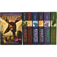 The Unwanteds Collection: The Unwanteds; Island of Silence; Island of Fire; Island of Legends; Island of Shipwrecks…