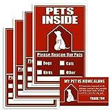 Safetpetz Fire Stickers Pets Emergency Pet Finder