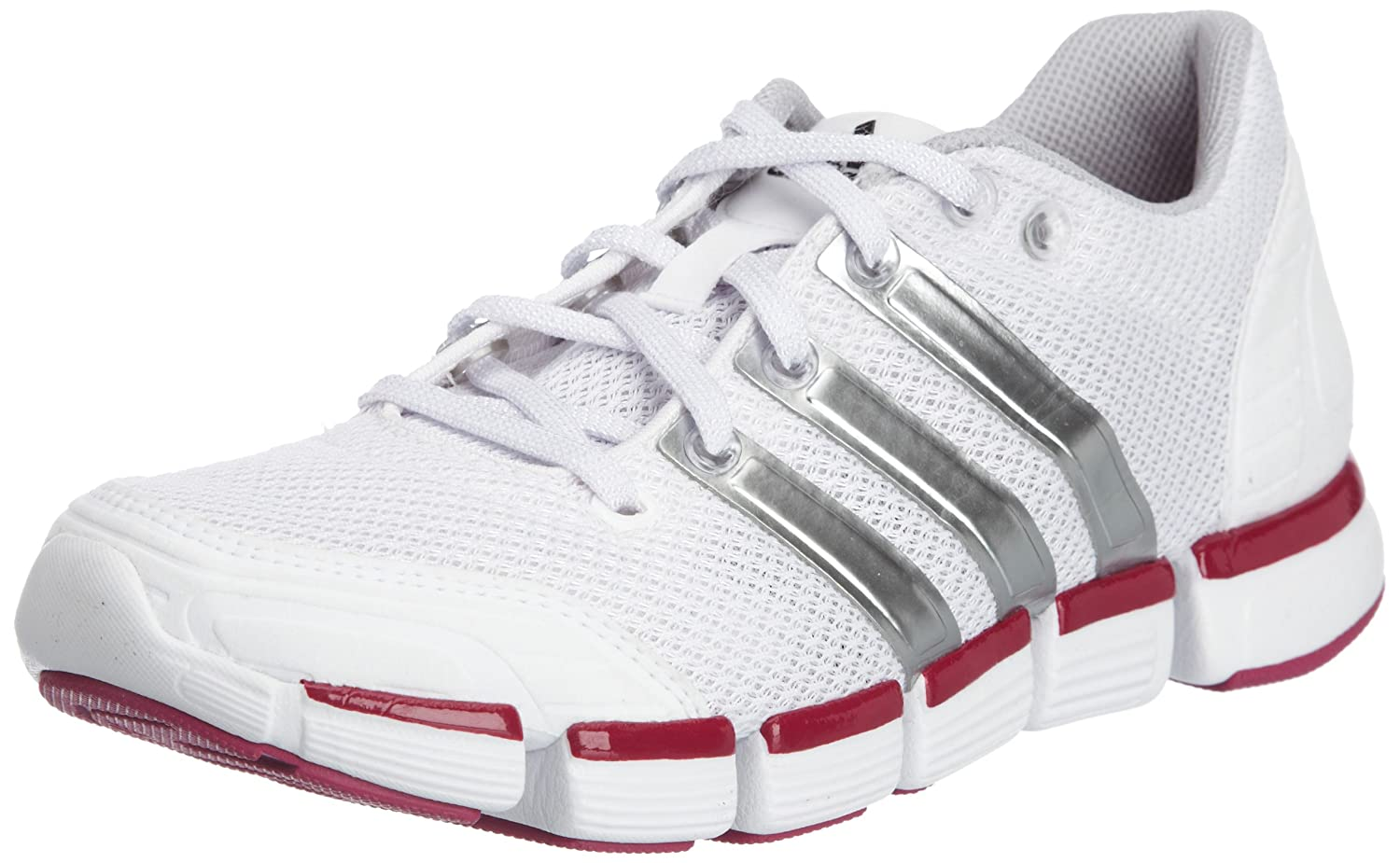 new styles bb453 81918 adidas Clima Cool Chill Women Weiss G41924 Size  36 2 3, Unisex Adult, White   Amazon.co.uk  Sports   Outdoors