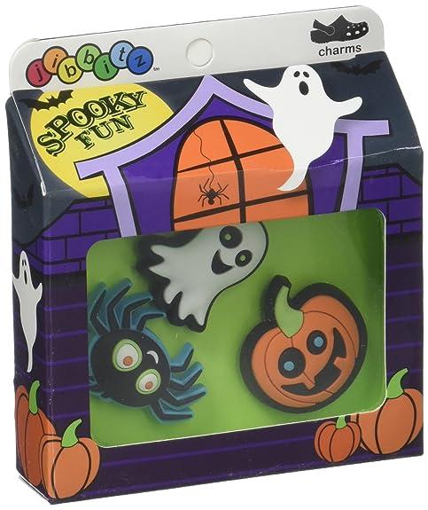crocs Spooky Pack Schuhanhänger, Mehrfarbig ( ), Einheitsgröße