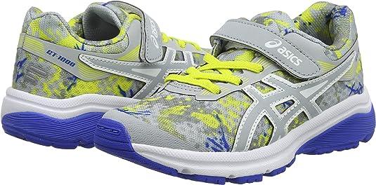 Asics Gt-1000 7 PS SP, Zapatillas de Running Unisex Niños, Gris (Mid Grey/Mid Grey 020), 35 EU: Amazon.es: Zapatos y complementos