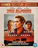 Three Billboards Outside Ebbing, Missouri [Blu-ray + Digital HD] [2018]