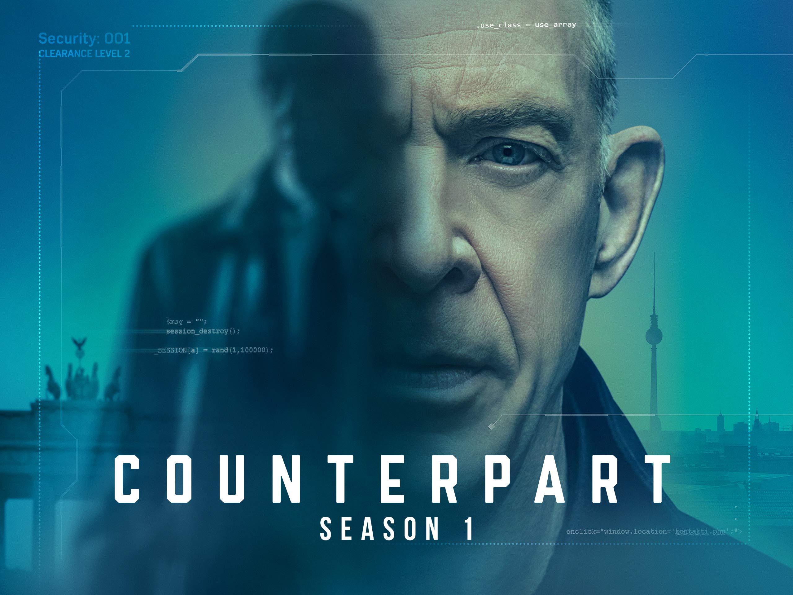 Amazon com: Watch Counterpart, Season 1 | Prime Video