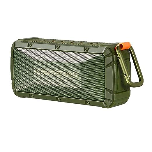14 opinioni per ICONNTECHS IT Cassa Portatile Sport Outdoor e da Doccia Bluetooth 4.0