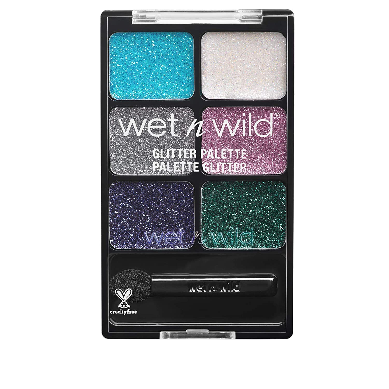 wet n wild Fantasy Makers Glitter Palette, Ethereal