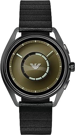 c7454e1a4e [エンポリオ アルマーニ]EMPORIO ARMANI 腕時計 MATTEO TOUCHSCREEN SMARTWATCH ART5009 メンズ 【 正規輸入品