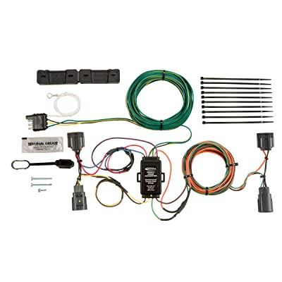 Hopkins 56200 Plug-In Simple Towed Vehicle Wiring Kit: Automotive