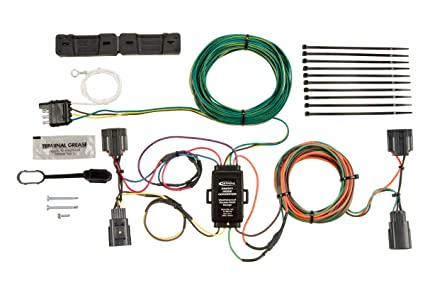 Pleasant Amazon Com Hopkins 56200 Plug In Simple Towed Vehicle Wiring Kit Wiring Cloud Inamadienstapotheekhoekschewaardnl